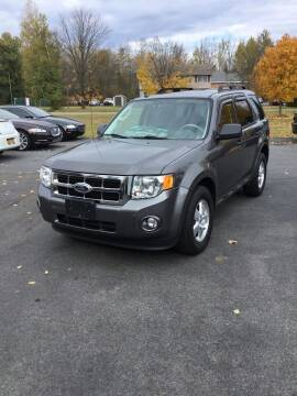 2012 Ford Escape for sale at R & R Motors in Queensbury NY