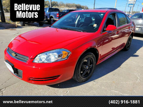 2010 Chevrolet Impala for sale at Bellevue Motors in Bellevue NE