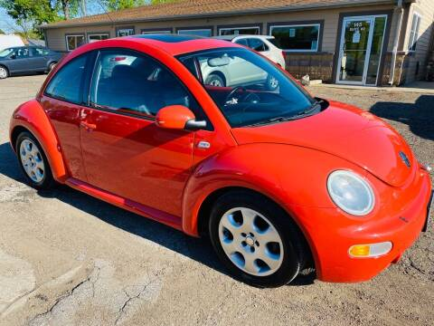 2003 Volkswagen New Beetle for sale at Truck City Inc in Des Moines IA