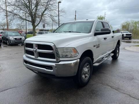 2014 RAM Ram Pickup 2500 for sale at Dean's Auto Sales in Flint MI