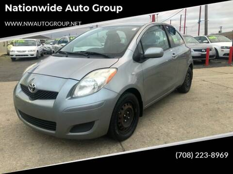 2009 Toyota Yaris for sale at Nationwide Auto Group in Melrose Park IL