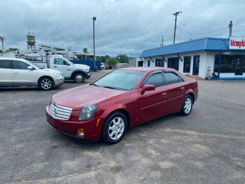 2007 Cadillac CTS for sale at Memphis Auto Sales in Memphis TN