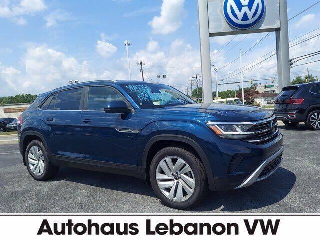 2021 Volkswagen Atlas Cross Sport for sale in Lebanon, PA