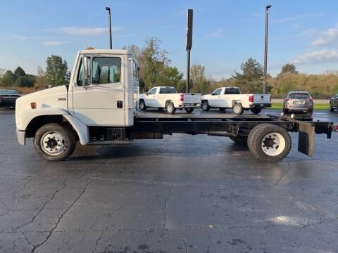 2000 Freightliner FL60 for sale at Hawkins Motors Sales in Hillsdale MI