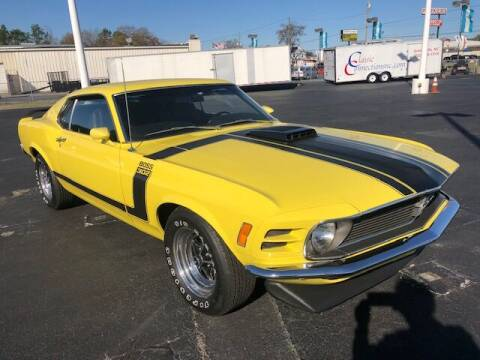 1970 Ford Mustang Boss 302 for sale at Classic Connections in Greenville NC