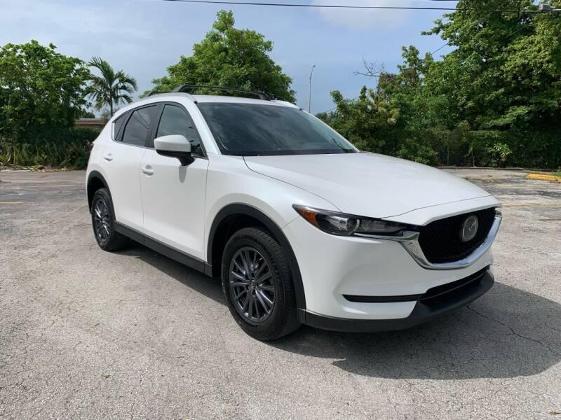2019 Mazda CX-5 for sale at MIAMI FINE CARS & TRUCKS in Hialeah FL