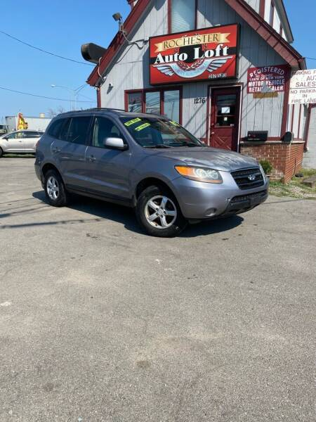 2007 Hyundai Santa Fe for sale at Atlantic Auto Brokers in Rochester NY