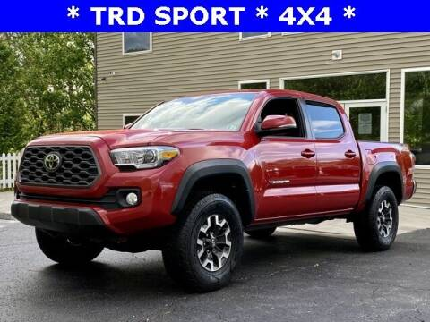 2020 Toyota Tacoma for sale at Ron's Automotive in Manchester MD