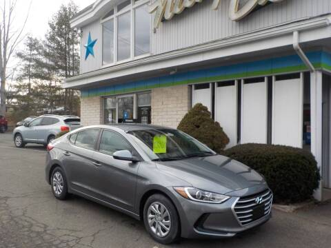 2018 Hyundai Elantra for sale at Nicky D's in Easthampton MA
