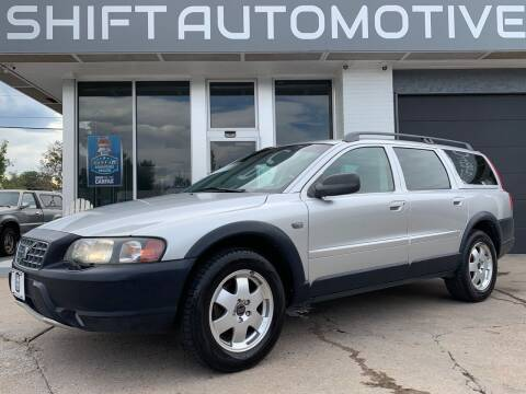2004 Volvo XC70 for sale at Shift Automotive in Denver CO