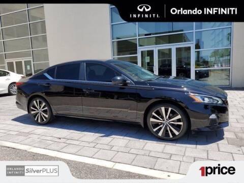 2019 Nissan Altima for sale at Orlando Infiniti in Orlando FL