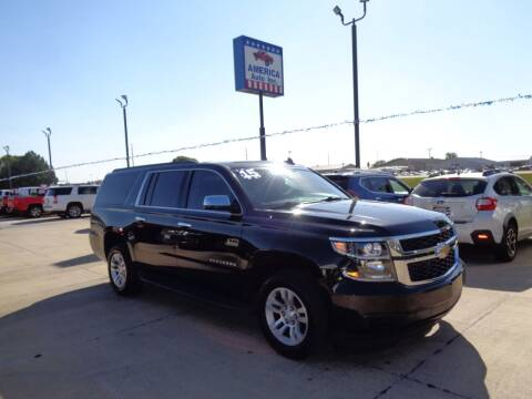 2015 Chevrolet Suburban for sale at America Auto Inc in South Sioux City NE