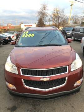 2010 Chevrolet Traverse for sale at Al's Linc Merc Inc. in Garden City MI