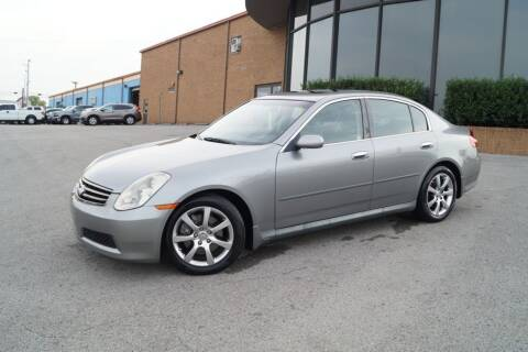 2006 Infiniti G35 for sale at Next Ride Motors in Nashville TN