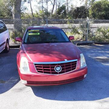 2007 Cadillac DTS for sale at Easy Credit Auto Sales in Cocoa FL