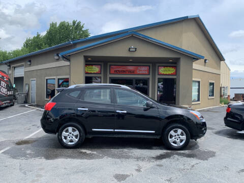 2014 Nissan Rogue Select for sale at Advantage Auto Sales in Garden City ID