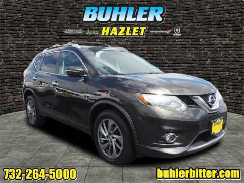 2015 Nissan Rogue for sale at Buhler and Bitter Chrysler Jeep in Hazlet NJ