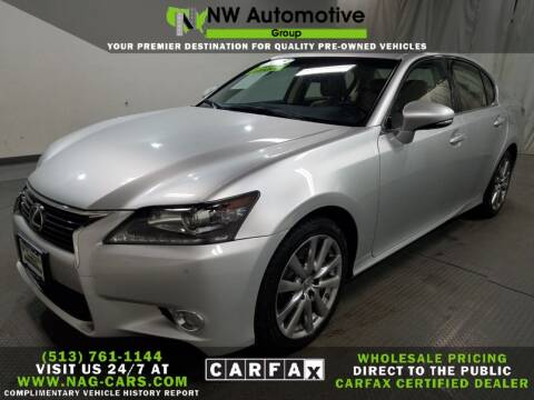 2015 Lexus GS 350 for sale at NW Automotive Group in Cincinnati OH
