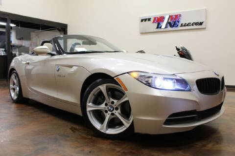 2012 BMW Z4 for sale at Driveline LLC in Jacksonville FL