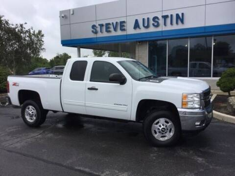2013 Chevrolet Silverado 2500HD for sale at Austins At The Lake in Lakeview OH