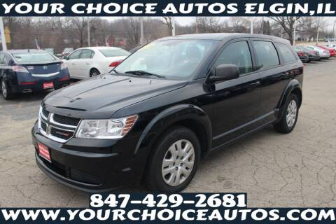 2014 Dodge Journey for sale at Your Choice Autos - Elgin in Elgin IL