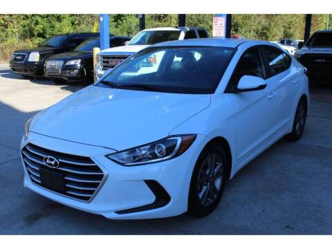 2018 Hyundai Elantra for sale at Inline Auto Sales in Fuquay Varina NC