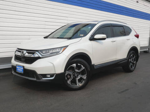 2017 Honda CR-V for sale at The Yes Guys in Portsmouth NH