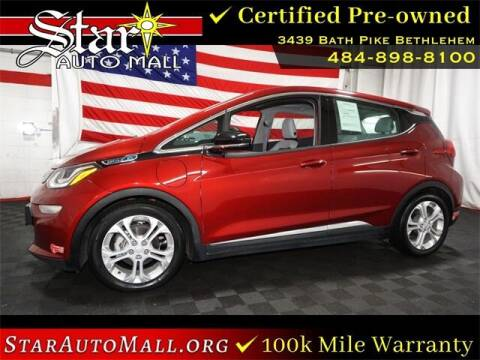 2017 Chevrolet Bolt EV for sale at STAR AUTO MALL 512 in Bethlehem PA