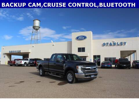 2021 Ford F-250 Super Duty for sale at STANLEY FORD ANDREWS in Andrews TX