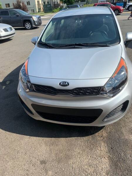 2013 Kia Rio 5-Door for sale at Reliance Auto Group in Staten Island NY