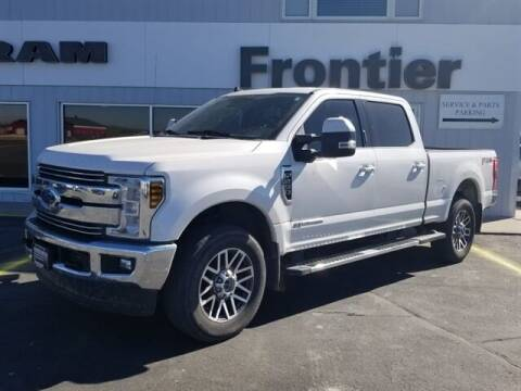 2019 Ford F-250 Super Duty for sale at Frontier Motors Automotive, Inc. in Winner SD