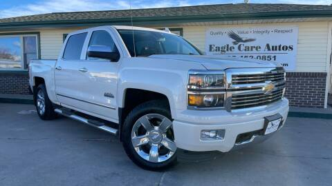 2015 Chevrolet Silverado 1500 for sale at Eagle Care Autos in Mcpherson KS