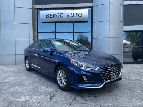 2019 Hyundai Sonata for sale at Berge Auto in Orem UT