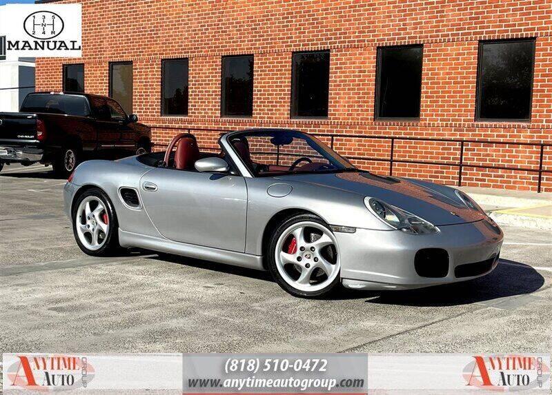 2000 Porsche Boxster for sale in Sherman Oaks, CA