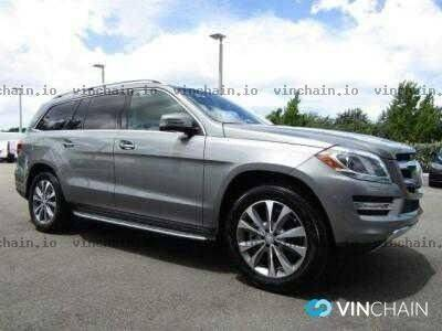 2015 Mercedes-Benz GL-Class for sale at Empire Automotive Group Inc. in Orlando FL