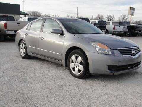 2008 Nissan Altima for sale at Frieling Auto Sales in Manhattan KS