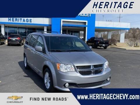 2019 Dodge Grand Caravan for sale at HERITAGE CHEVROLET INC in Creek MI