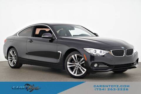 2016 BMW 4 Series for sale at JumboAutoGroup.com - Carsntoyz.com in Hollywood FL
