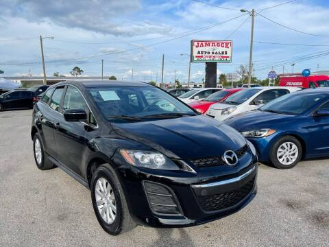 2011 Mazda CX-7 for sale at Jamrock Auto Sales of Panama City in Panama City FL
