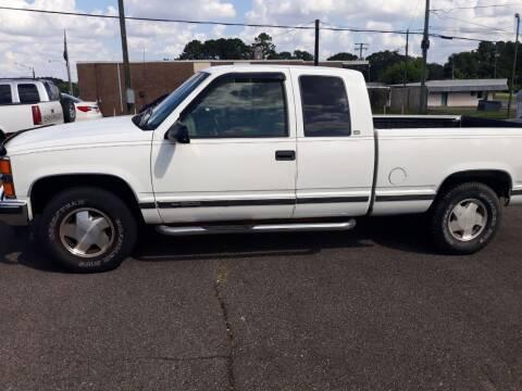 1998 Chevrolet C/K 1500 Series for sale at Prospect Motors LLC in Adamsville AL