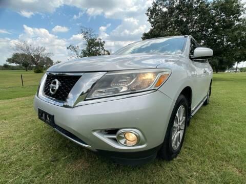 2013 Nissan Pathfinder for sale at Carz Of Texas Auto Sales in San Antonio TX