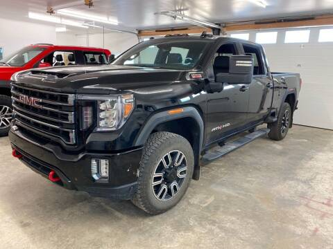 2020 GMC Sierra 2500HD for sale at Truck Buyers in Magrath AB