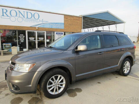 2013 Dodge Journey for sale at Rondo Truck & Trailer in Sycamore IL