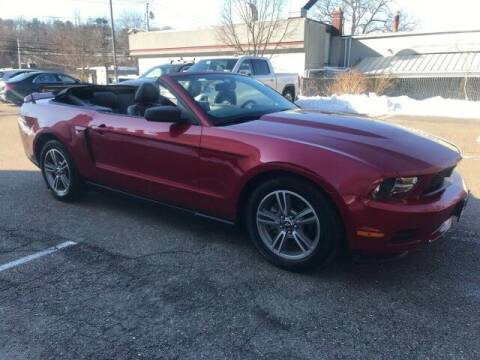 2010 Ford Mustang for sale at Select Auto in Smithtown NY