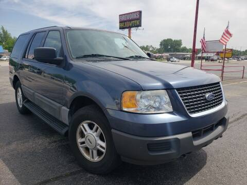 2004 Ford Expedition for sale at speedy auto sales in Indianapolis IN