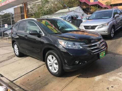 2013 Honda CR-V for sale at Sylhet Motors in Jamacia NY