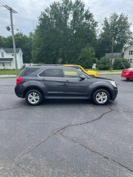 2015 Chevrolet Equinox for sale at Austin Auto in Coldwater MI