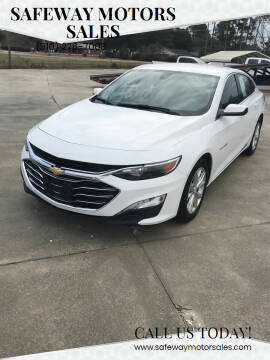 2020 Chevrolet Malibu for sale at Safeway Motors Sales in Laurinburg NC