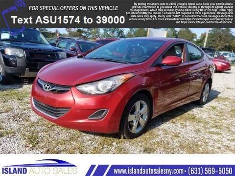 2011 Hyundai Elantra for sale at Island Auto Sales in E.Patchogue NY