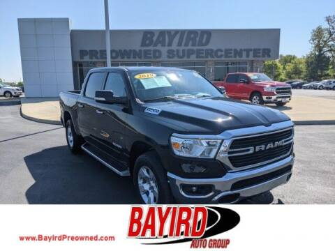 2019 RAM Ram Pickup 1500 for sale at Bayird Truck Center in Paragould AR